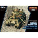 MENG WORLD WAR Toons MENG WORLD WAR TOONS: German Medium Tank PzKpfw V Panther (cartoon model)