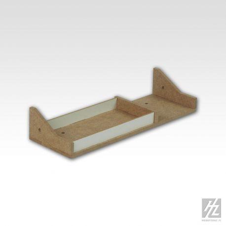 Hobby Zone S3base- Base per scaffale da parete