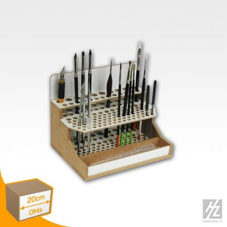 Hobby Zone OMs07- Modulo per pennelli e attrezzi piccolo