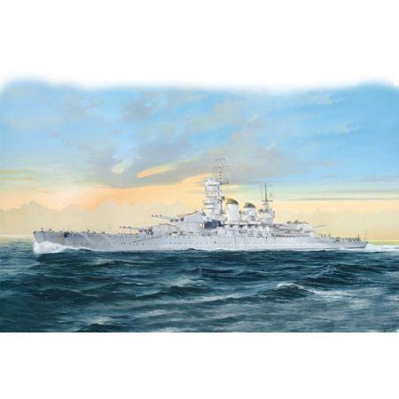 TRUMPETER 05778 Italian Navy Battleship RN Littorio 1941