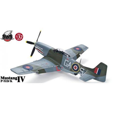 ZOUKEI-MURA SWS009 P-51D/K Mustang IV