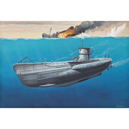 REVELL 05093 German Submarine TYPE VII C