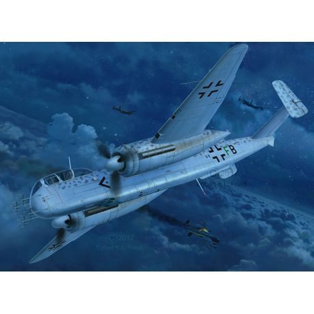 REVELL 03928 Heinkel He-219 A-O Nightfighter