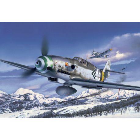 REVELL 04665 Messerschmitt Bf109 G-6