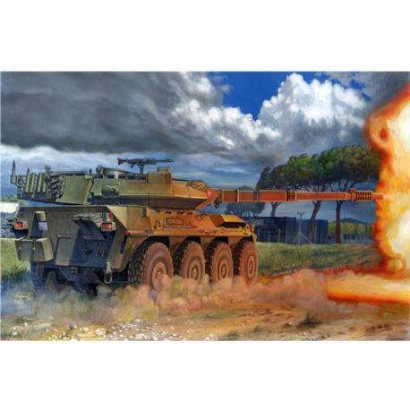 Trumpeter 00386 Italian B1 Centauro Tank Destroyer
