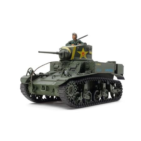 Tamiya 35360 U.S. Light Tank M3 Stuart Late Production
