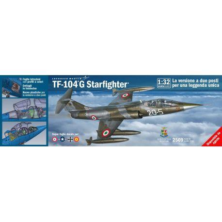 ITALERI 2509 TF-104G 1/32