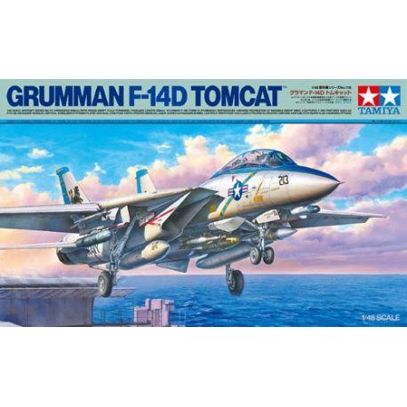 TAMIYA 61118 Grumman F-14D Tomcat