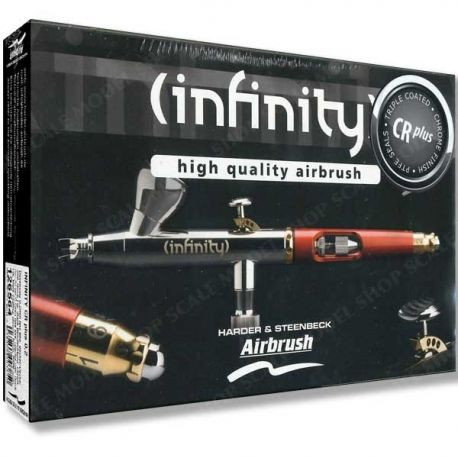 Harder & Steenbeck 126594 INFINITY CR plus Two in One