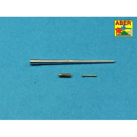 ABER 35 L-180 CANNA 25mm M242 Bushmaster early chain gun barrel & 7,62mm M240 early M2/M3 Bradley or LAV-25