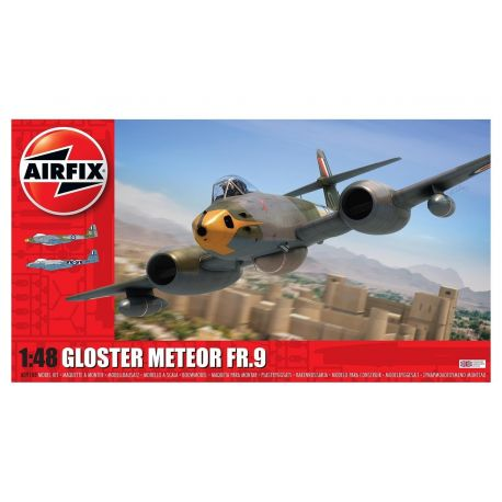 Airfix A09188 Gloster Meteor FR.9
