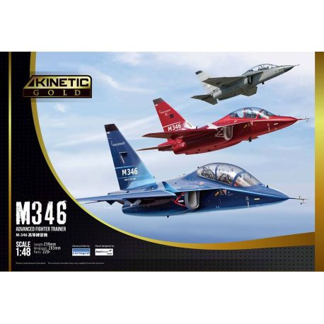 KINETIC 48063 Alenia M-346 Master