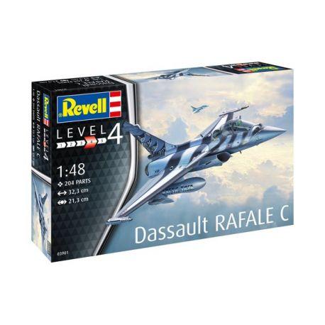 REVELL 03901 DASSAULT RAFALE C 1/48
