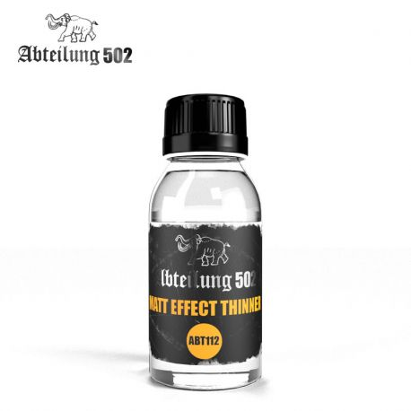 Abteilung 502 ABT112 Matt Effect Thinner