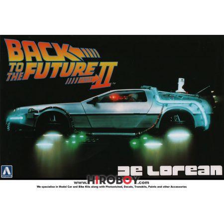 Aoshima 11867 Back to the Future II
