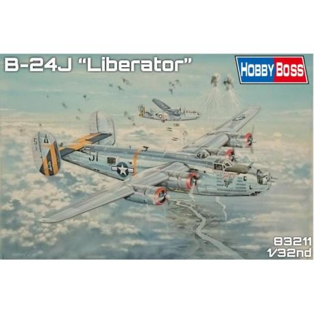 HOBBY BOSS 83211 Consolidated B24J Liberator