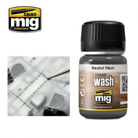 AMMO OF MIG NEUTRAL WASH