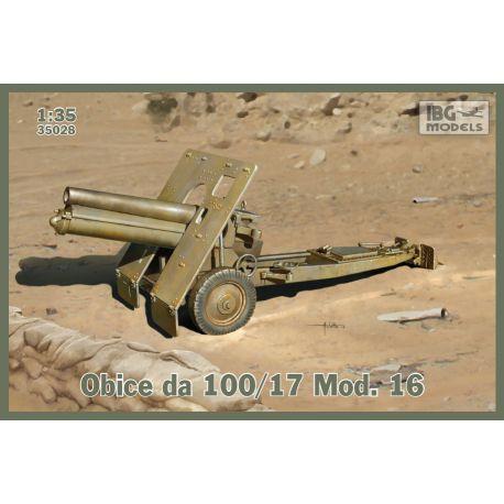 IBG MODELS 35028 Obice da 100/17 Mod. 16