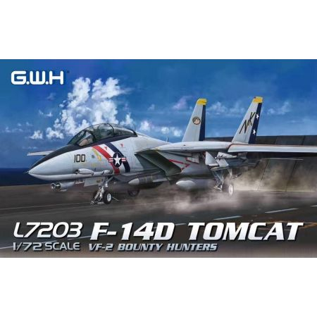 Great Wall Hobby L7203 Grumman F-14D 1/72
