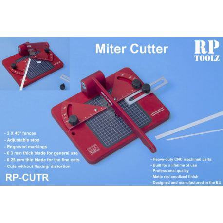 RP TOOLZ- Cutter for plastic models
