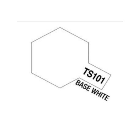 Tamiya TS101 Spray TS Base White