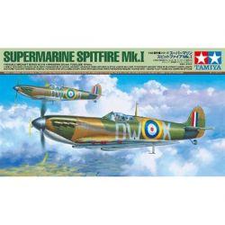 TAMIYA 61119 Supermarine Spitfire Mk.I 1/48