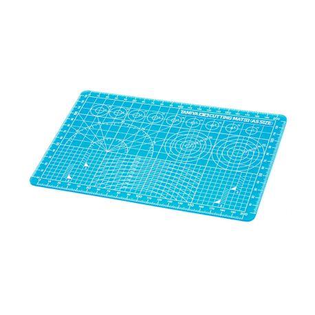 ìTamiya 74142 Cutting Mat a (A5 Size/Blue)