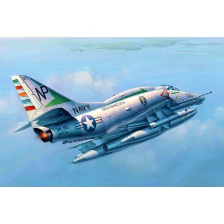 "Trumpeter 02266 A-4E""Sky Hawk"" 1/32"