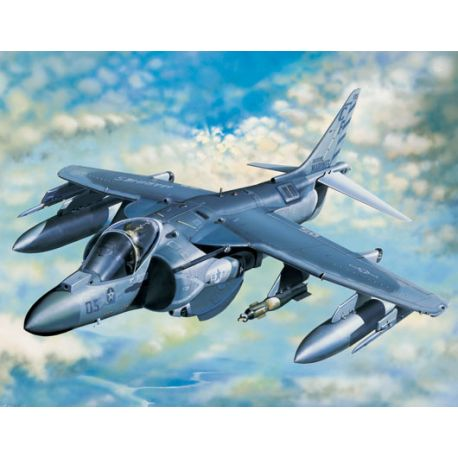 TRUMPETER 02286 AV-8B Harrier II Plus