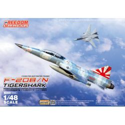 Freedom Models 18003 F-20B/N TIGERSHARK TWIN SEAT 1/48