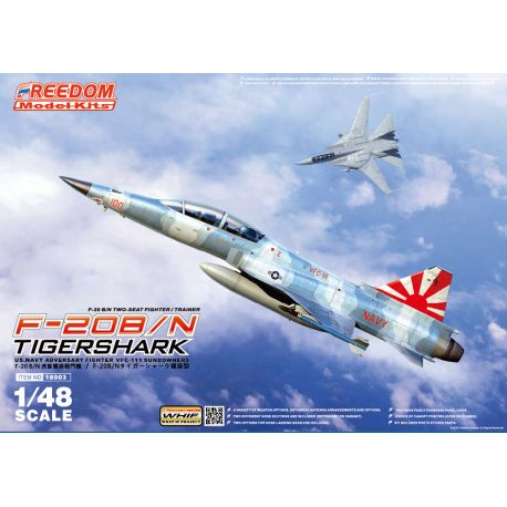 Freedom Models 18002 F-20A Tigershark 1/48