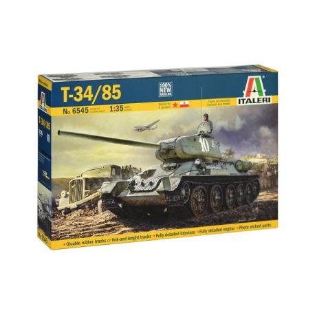 Italeri 6545 T-34/85 Zavod 183 Mod.44