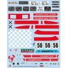Italeri 4705 FIAT Abarth 695SS/Assetto Corsa, 1/12