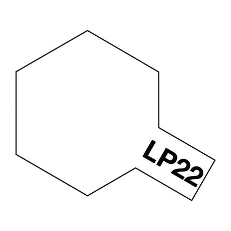 TAMIYA LP-22 FLAT BASE 82122 opacizzante per colori lucidi