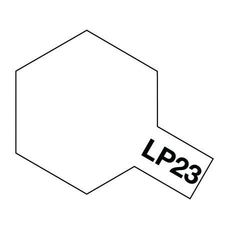 TAMIYA LP-23 FLAT CLEAR 82123