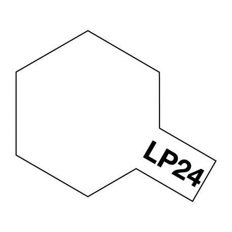 TAMIYA LP-24 SEMI-GLOSS CLEAR 82124