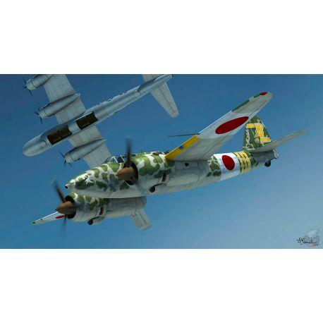 """ZOUKEI MURA Kawasaki Ki-45,Kai """"Toryu"""" 1/32"""