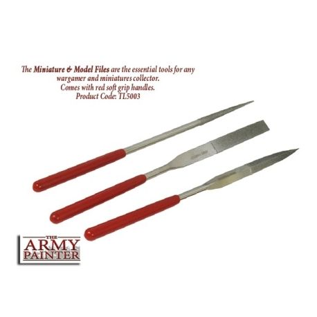 ARMY PAINTER TL5003 Set 3 limette diamantate