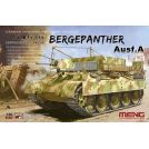 MENG SS015 German Armored Recovery Vehicle Sd.Kfz.179 Bergepanther Ausf.A