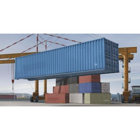 Trumpeter 01030 40ft Container 1/35