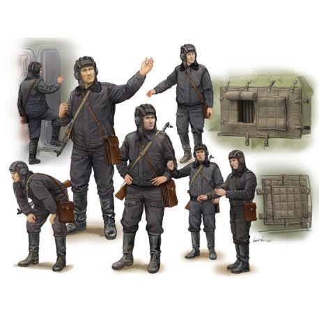 Trumpeter 00434 Soviet Soldier – Scud B Crew 1/35