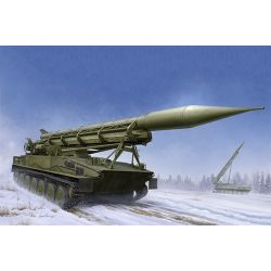 TRUMPETER 09545 2P16 Launcher with Missile of 2k6 Luna (FROG-5) 1/35