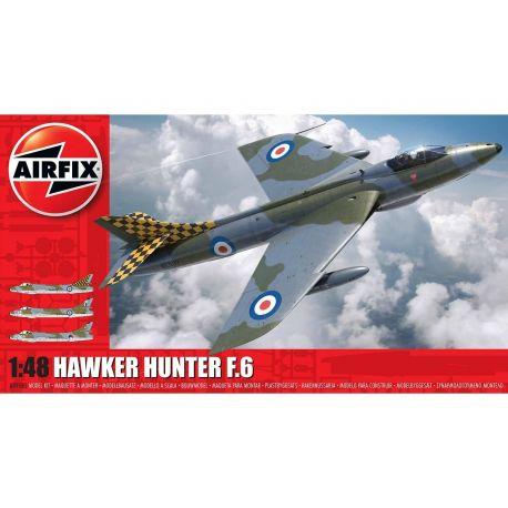 AIRFIX A 09185 Hawker Hunter F.6 New Tool 1/48