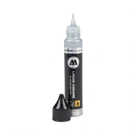 Molotow Liquid Chrome Refill - 30ml