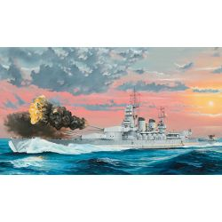 TRUMPETER 05319 Italian Navy Battleship RN Littorio 1941 1/350