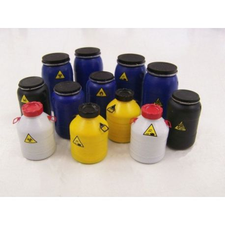 Plus Model 466 Plastic barrels 1/35