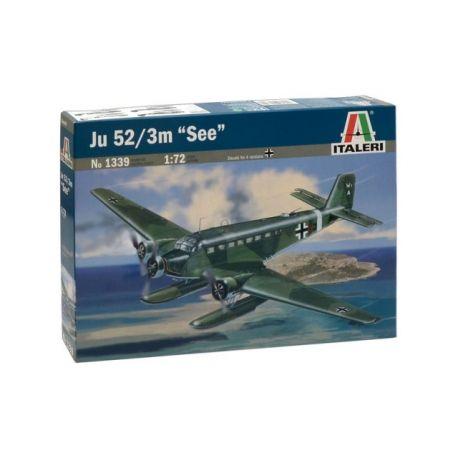 ITALERI 1339 JU-52 3m FLOATPLANE