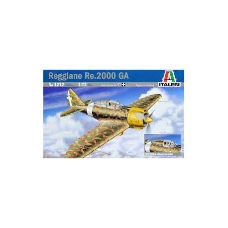ITALERI 1272 REGGIANE RE.2000 GA