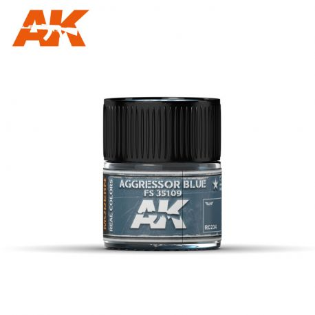 AK REAL COLORS AIR RC234 Agressor Blue FS 35109