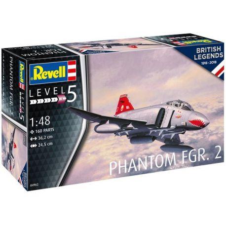 REVELL 04962 Phantom FGR Mk.2 1/72